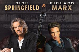 Rick Springfield & Richard Marx