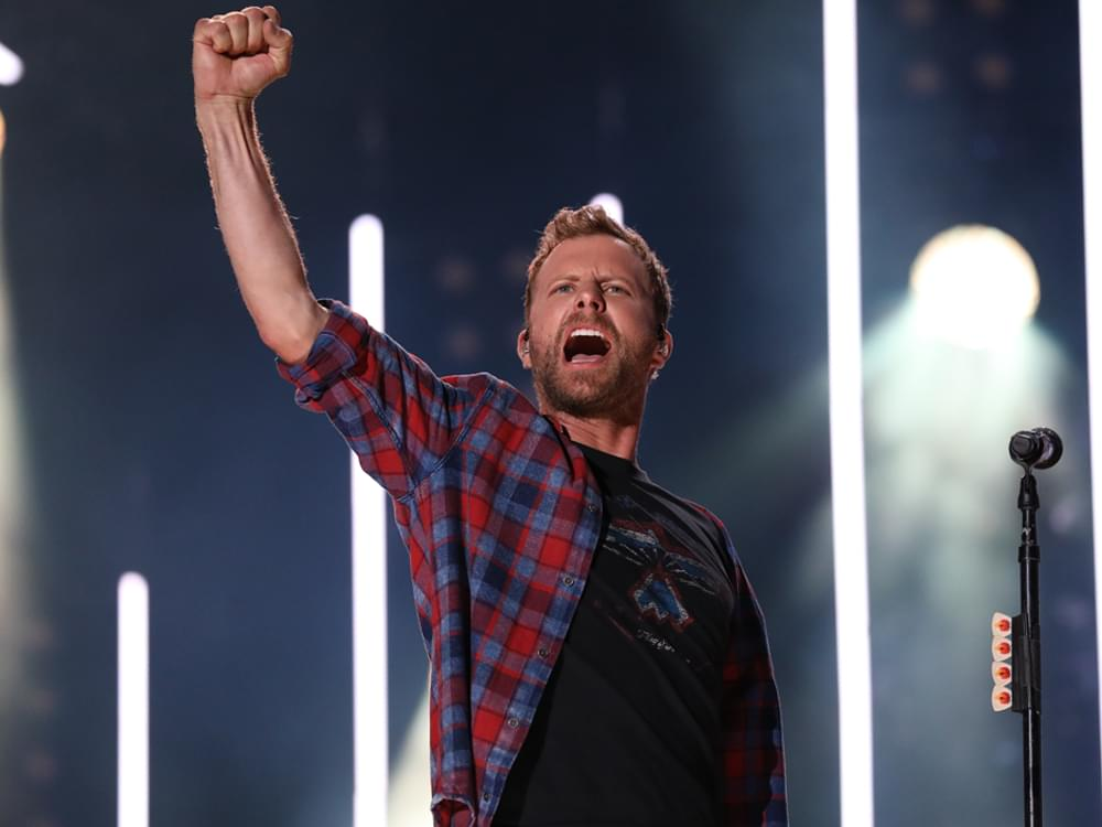 """Dierks Bentley Says Inspiration From """"Spark Joy"""" Author Marie Kondo Has Helped Him Tidy Up His House"""