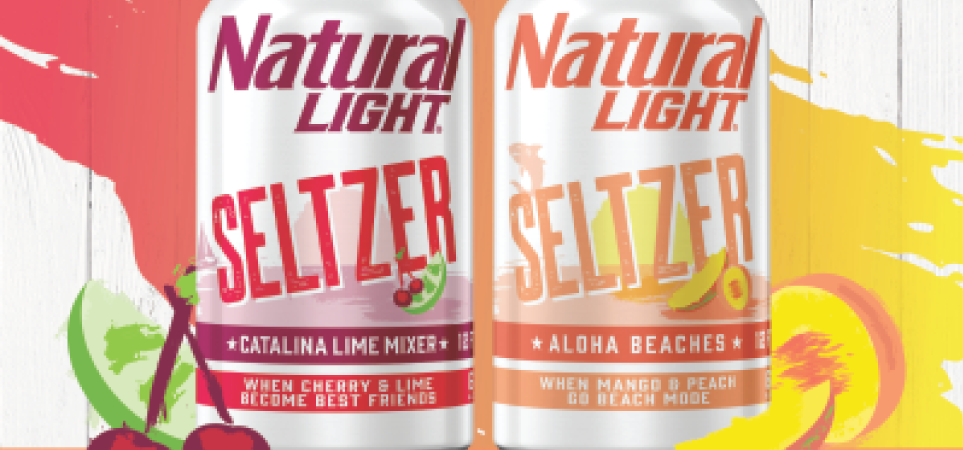 Win a Natural Light Seltzer prize pack, a $100 Ticketmaster gift card AND a chance at $1000!