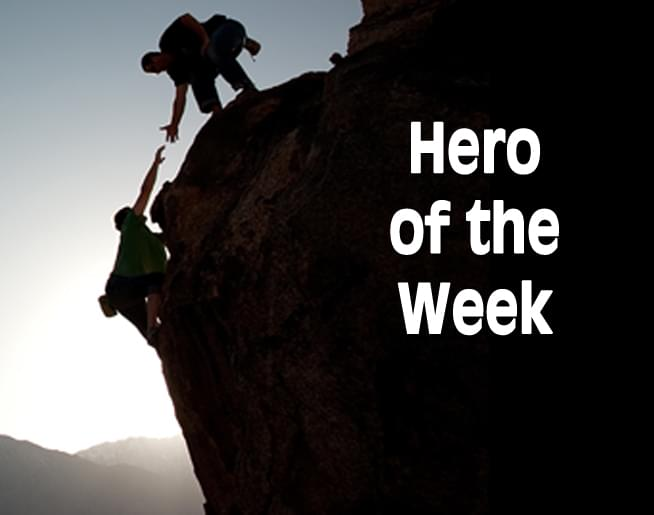 Hero of the Week: Max Meza