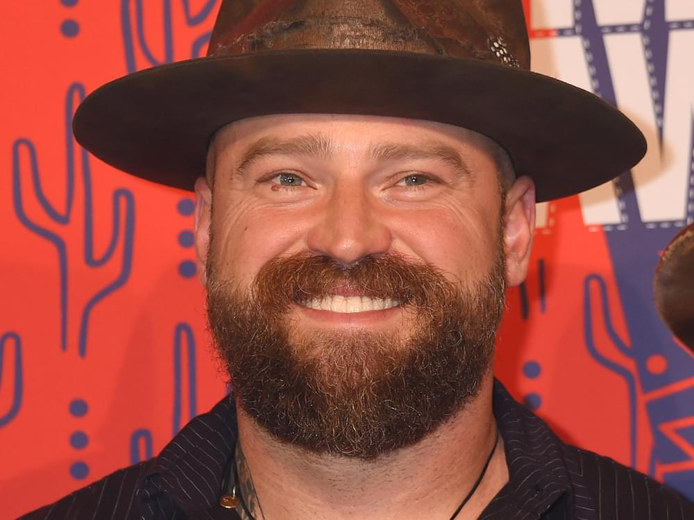"""Watch Zac Brown Tells Haters to """"F**k Off"""" During Acceptance Speech at CMT Music Awards"""