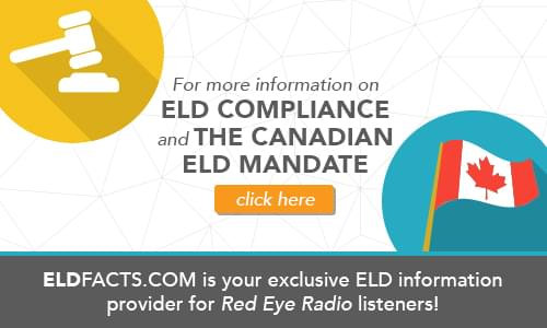 ELD Compliance and the Canadian ELD Mandate
