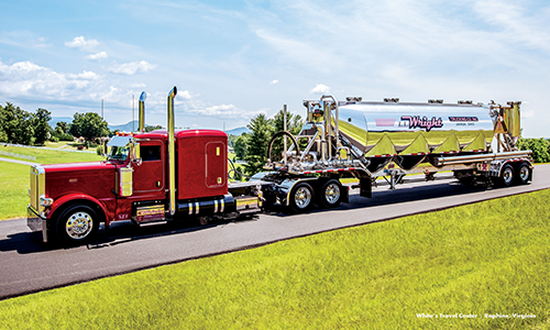 October 2019 – Shell Rotella SuperRigs Calendar Winner – Ross Wright