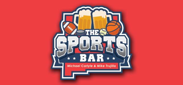 Michael Carlyle runs down this weekends programming