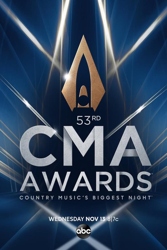 2019 CMA AWARD NOMINEES