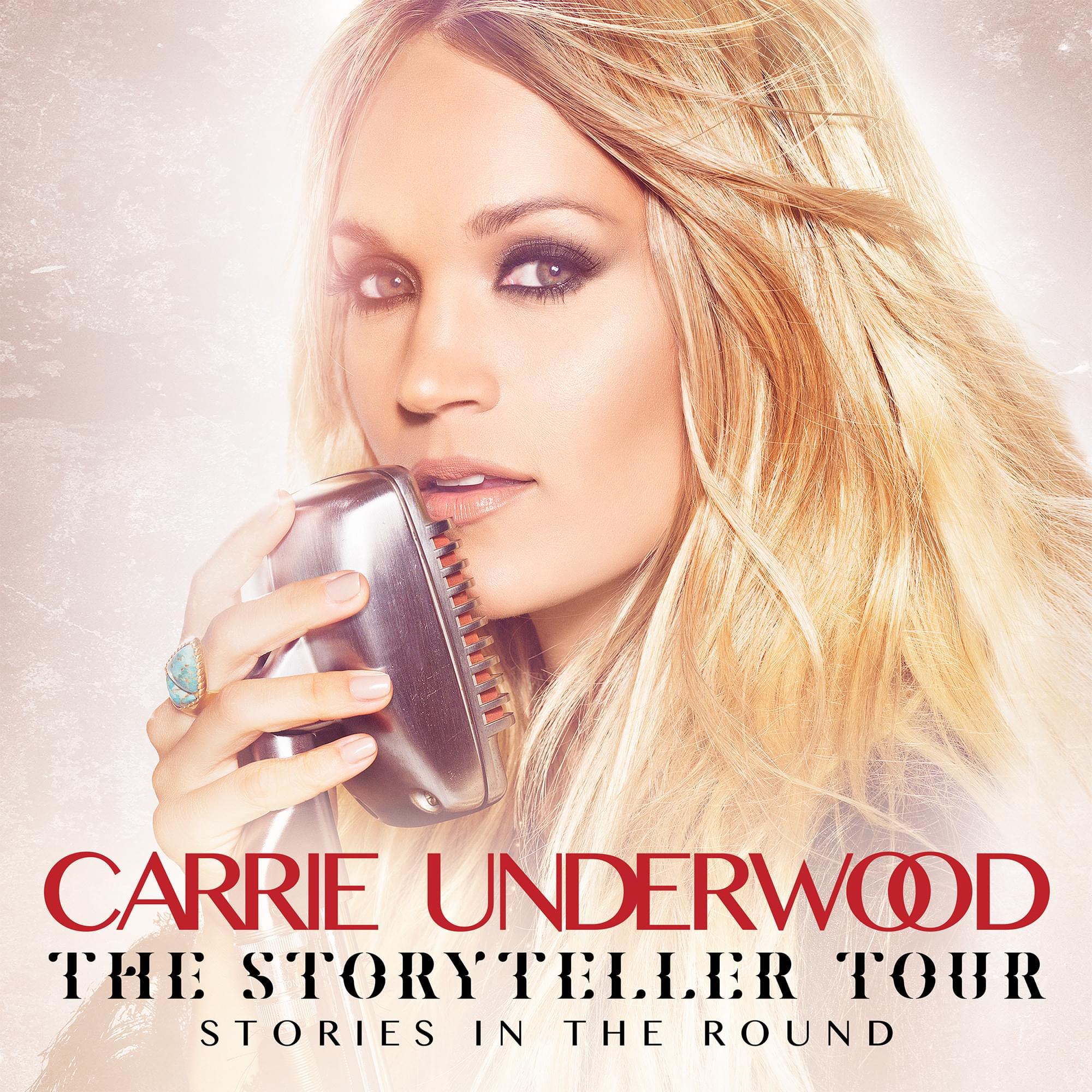 Carrie Underwood Announces 2016 Tour!
