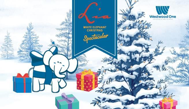 Lia's White Elephant Christmas Spectacular Contest