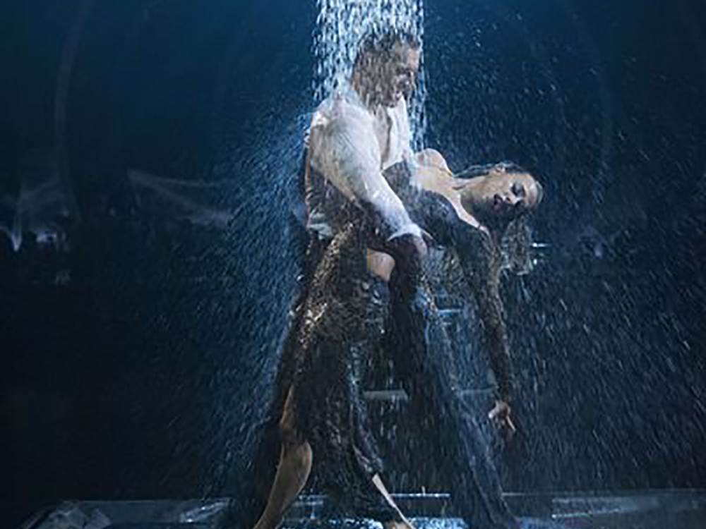 "Hot! Hot! Hot! Jana Kramer Scores Perfect 10s With Extremely Sexy Argentine Tango on ""Dancing With the Stars"""