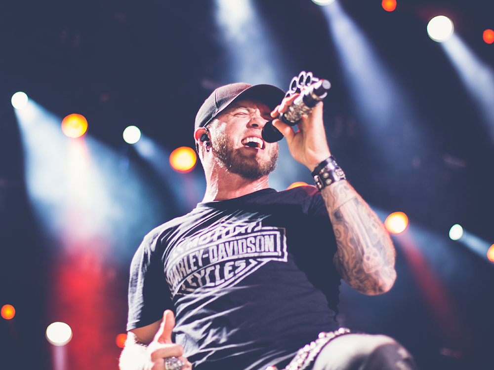 """Brantley Gilbert Steps """"Outside the Box"""" With New Album, """"The Devil Don't Sleep"""""""