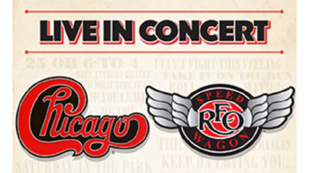 Chicago & REO Speedwagon – Starlight Aug 7th