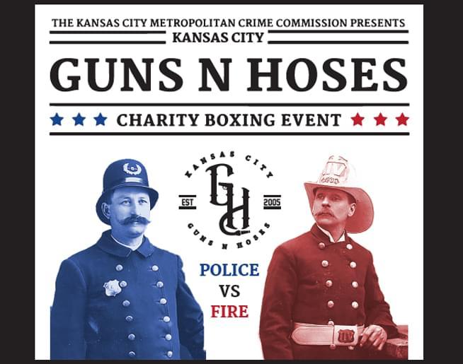 Guns N Hoses Charity Boxing – Oct. 26