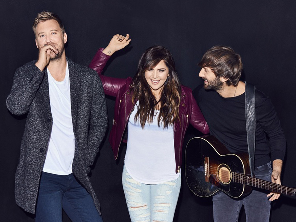 Lady Antebellum Is Back in Action With a New Single [Listen], New Album and New Tour