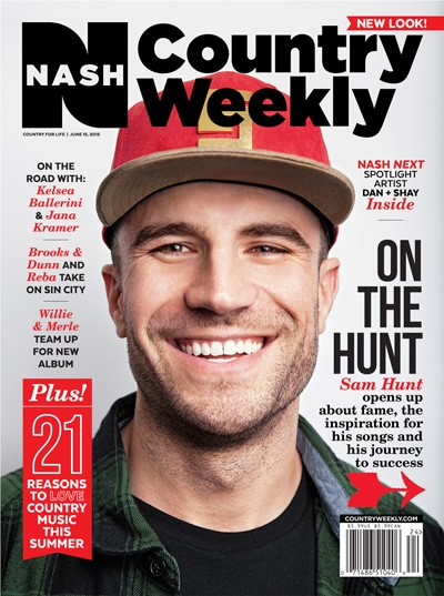 """""""Country Weekly"""" Changes Name to """"Nash Country Weekly"""""""