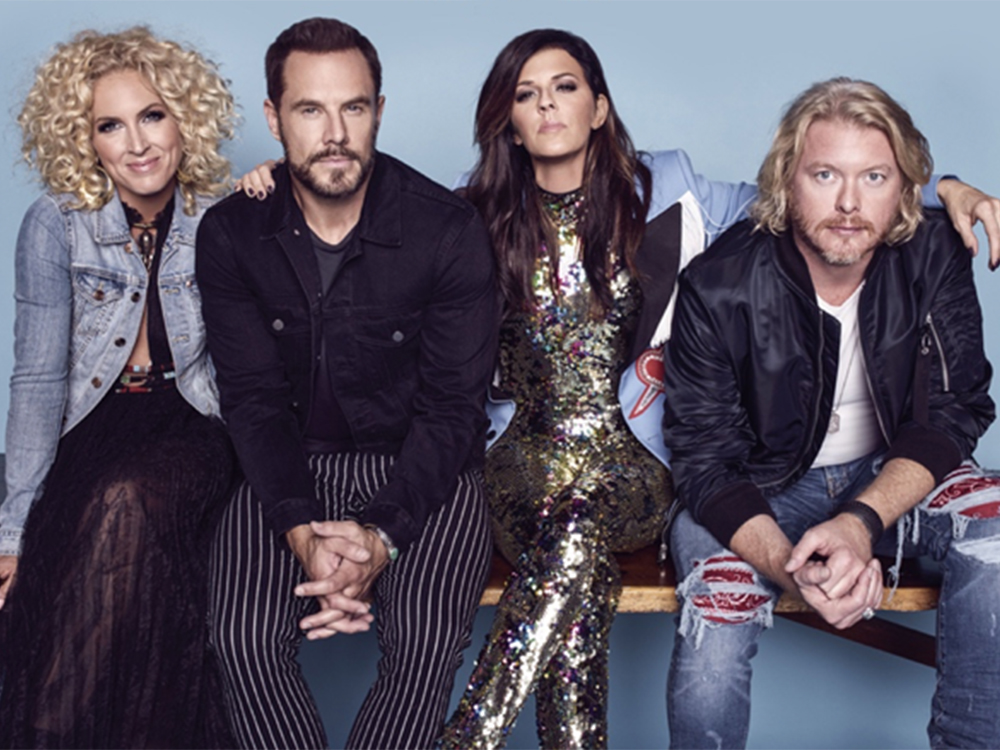 Little Big Town Prepares to Take Over the TV Airwaves This Week
