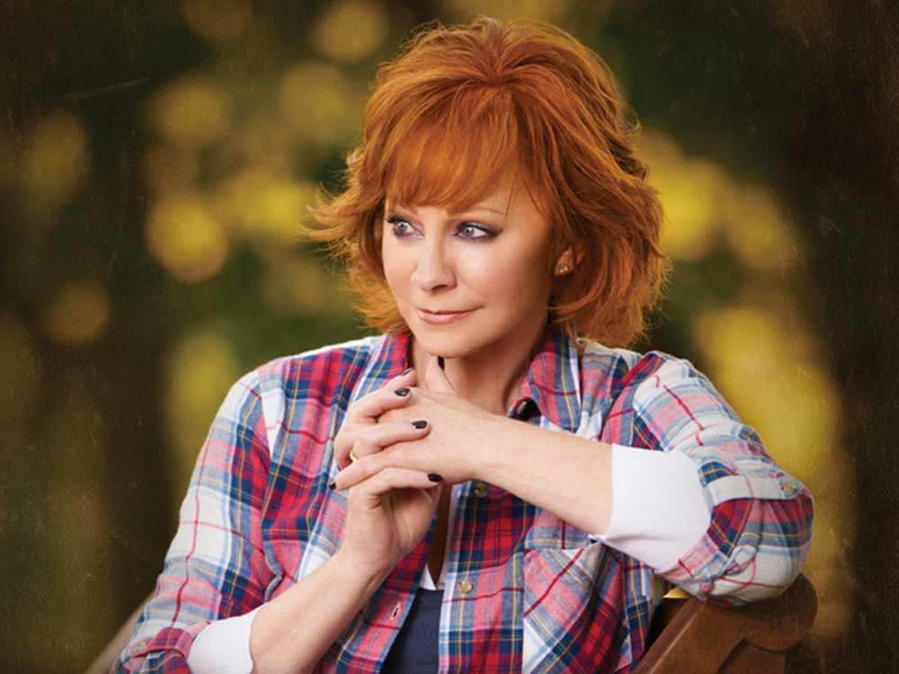 "Reba McEntire Leaves New Gospel Album, ""Sing It Now: Songs of Faith & Hope,"" in the Hands of God"