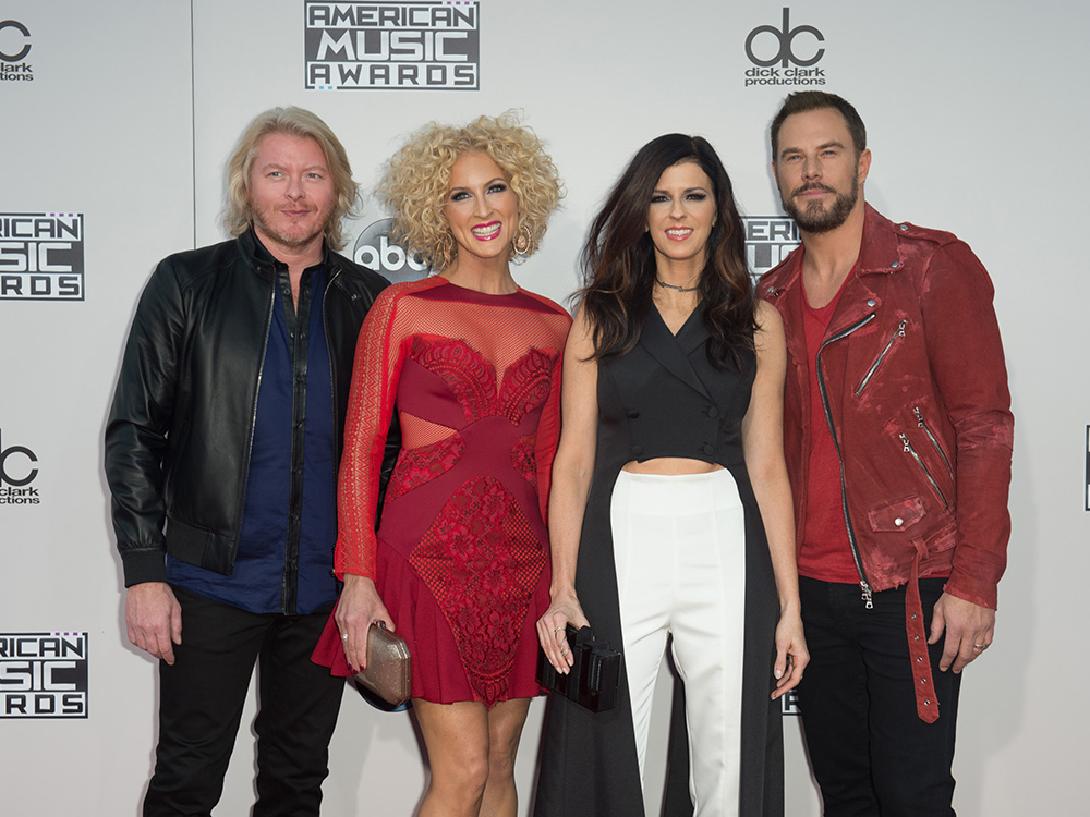"Little Big Town Is Excited to Fill In for Kix Brooks on ""American Country Countdown"""