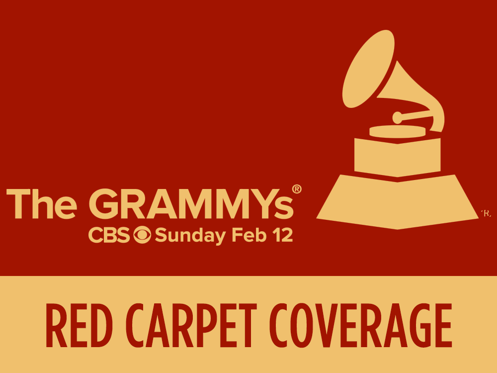 2017 Grammy Awards: Red Carpet Coverage