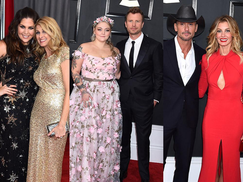 Photo Gallery: 2017 Grammy Awards Red Carpet