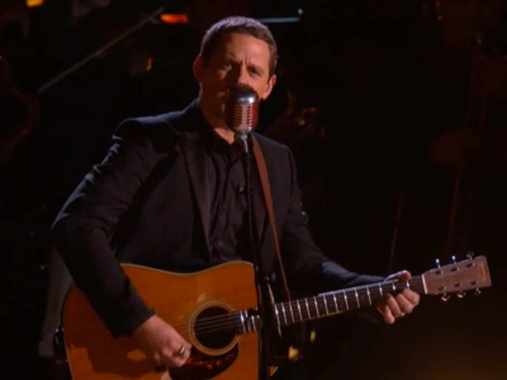 "Watch All-Around Artist Sturgill Simpson Perform ""All Around You"" at the Grammy Awards"