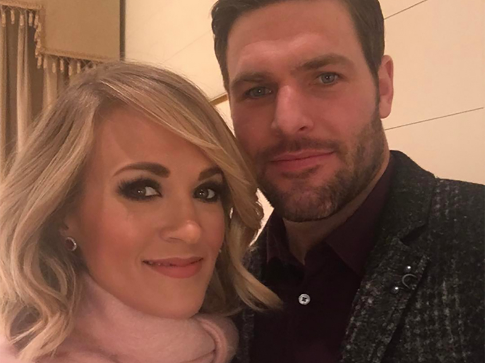 Carrie Underwood, Tim McGraw, Faith Hill, Martina McBride and Others Send Messages of Love to Their Special Valentine