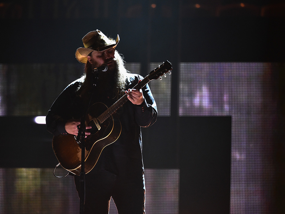 Chris Stapleton Announces New Tour and New Music