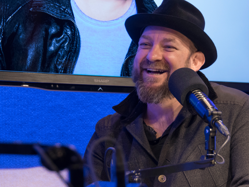 """Kristian Bush Is the """"Last Person to Know When His Record Comes Out, the First Person to Know What It Sounds Like"""""""