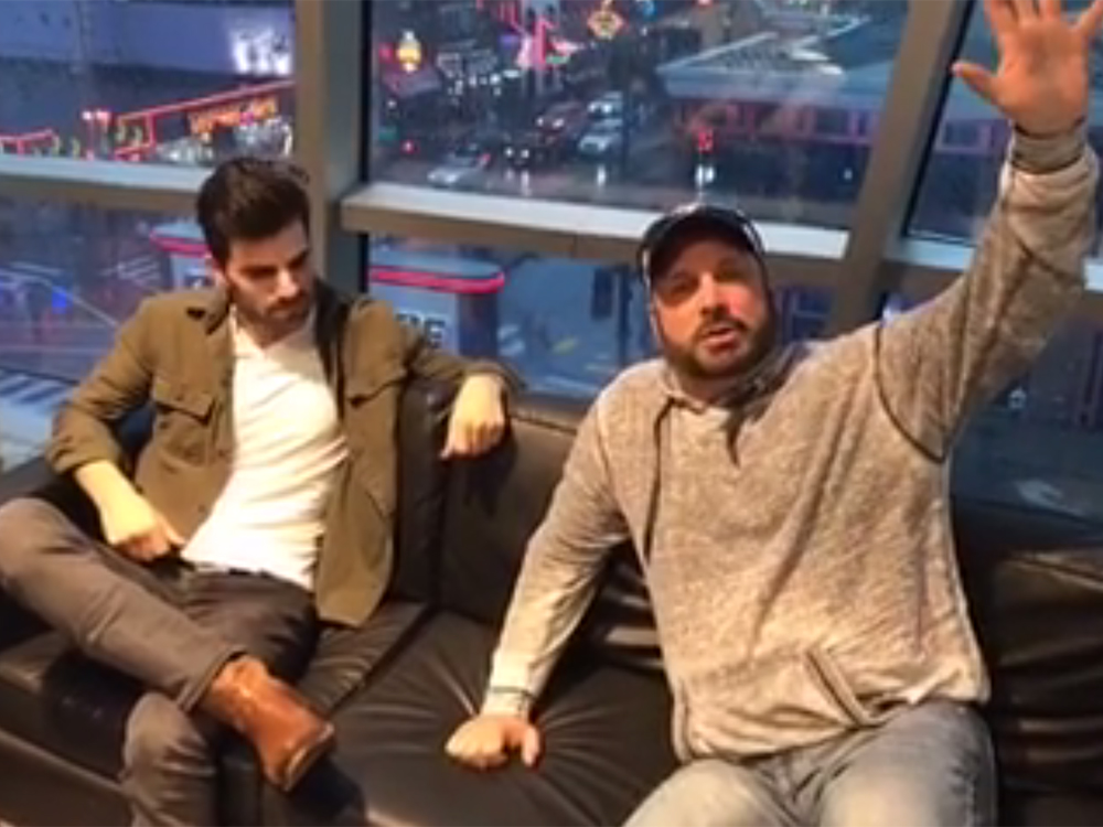 "Garth Brooks Surprises ""Ask Me How I Know"" Songwriter, Mitch Rossell"