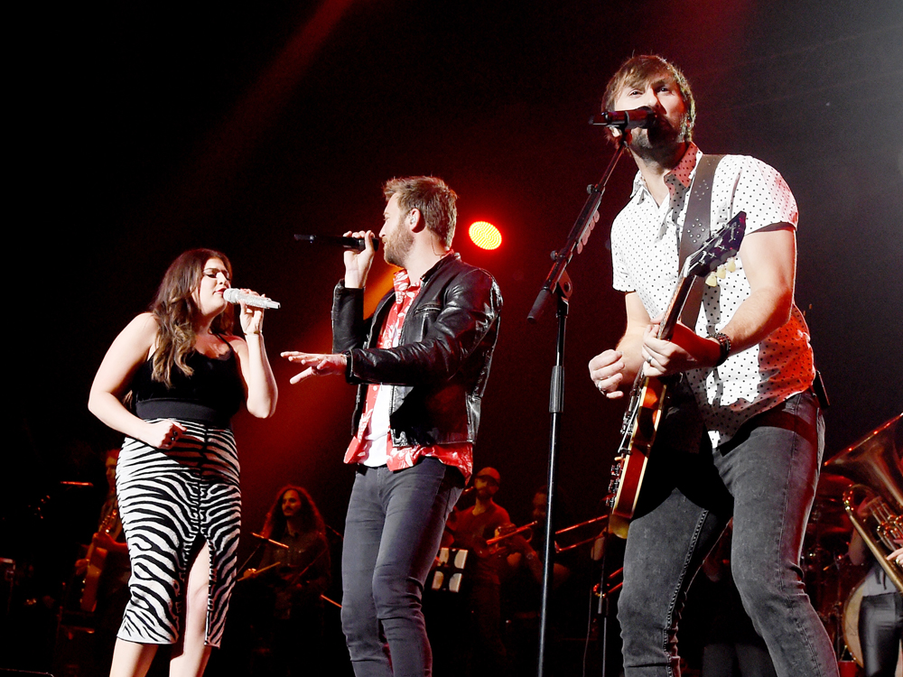 ACM Party for a Cause Photo Galleries, Including Lady Antebellum, Kelsea Ballerini, Kip Moore, Cole Swindell, Lauren Alaina & More
