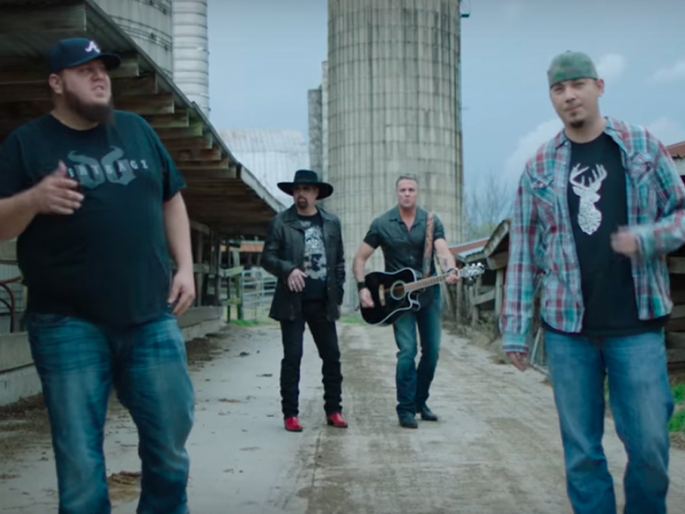 """Exclusive Premiere: Watch The Lacs' Spirited New Video for """"Jack in My Coke,"""" Featuring Montgomery Gentry"""