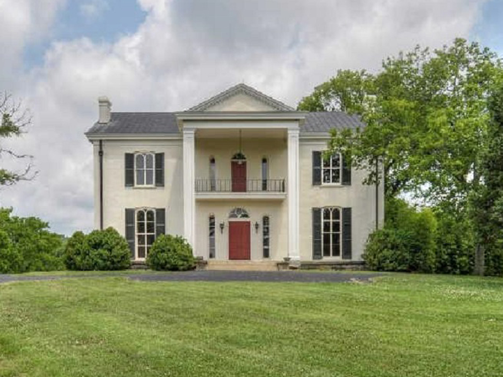 Listed at $18.5 Million, This Country Music Couple Has the Most Expensive House for Sale in Tennessee [Photo Gallery]