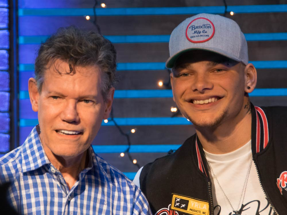 "Kane Brown Covers ""Forever and Ever, Amen"" and Gets Randy Travis' Seal of Approval"