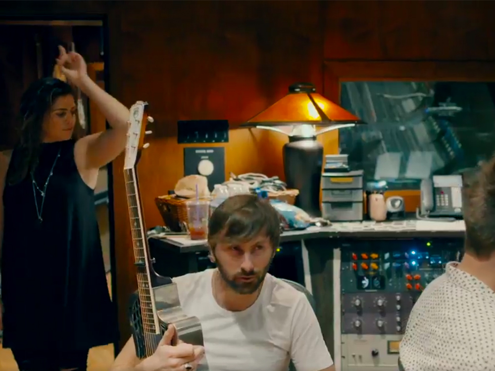 "Go Behind the Scenes With Lady Antebellum as They Create Upcoming Album, ""Heart Break"" [Watch]"