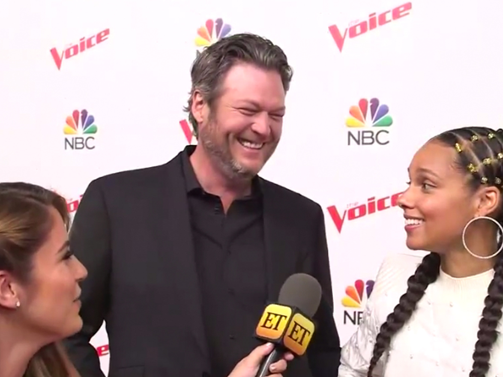 """Blake Shelton Playfully Says Next Album """"Will Probably Be My Last Record"""" & """"This Will Be My Last Season of [The Voice]"""""""