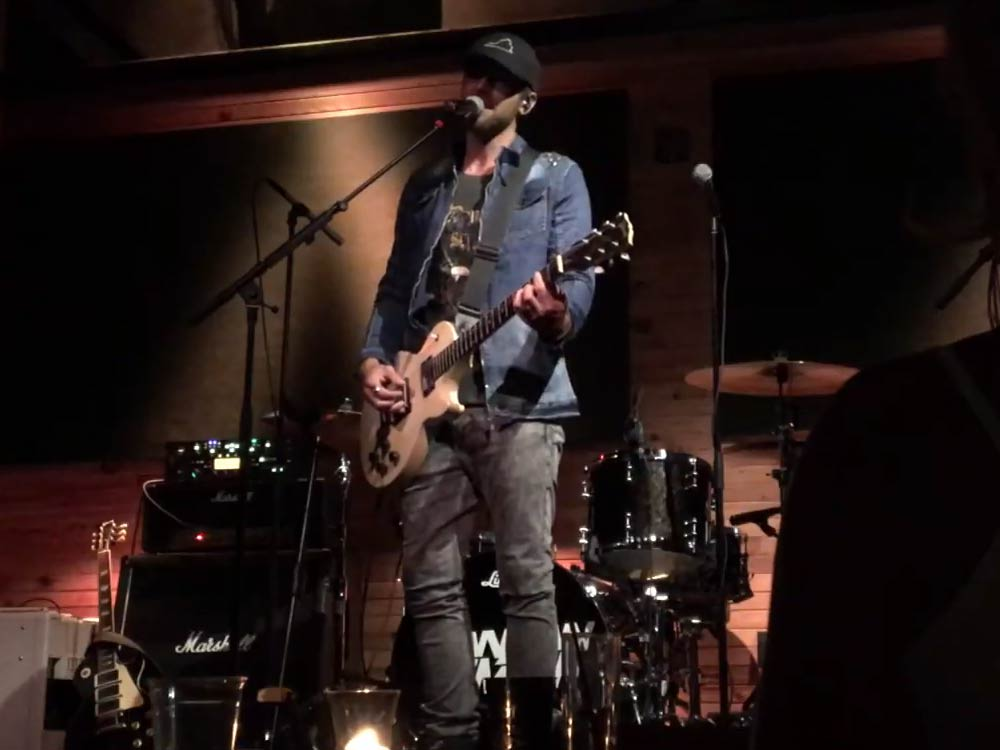 "Watch Canaan Smith Honor His Brother's Memory With Heartfelt Performance of ""Bronco"" at New Orleans Show"
