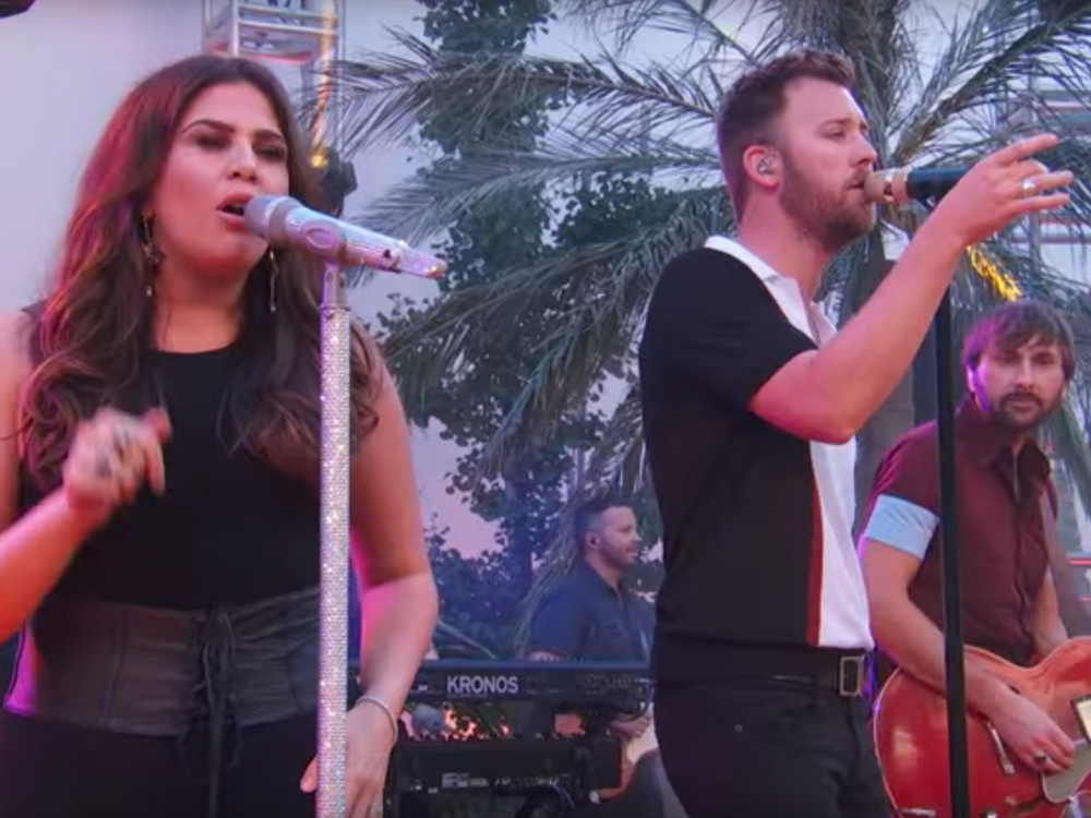 "Watch Lady Antebellum Perform ""You Look Good"" as the Pros Bust a Move on ""Dancing With the Stars"""