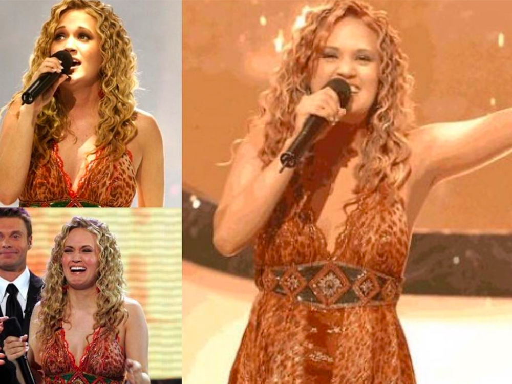 """Carrie Underwood Wins """"American Idol"""" 12 Years Ago: """"I Learned So Much on the Show"""""""