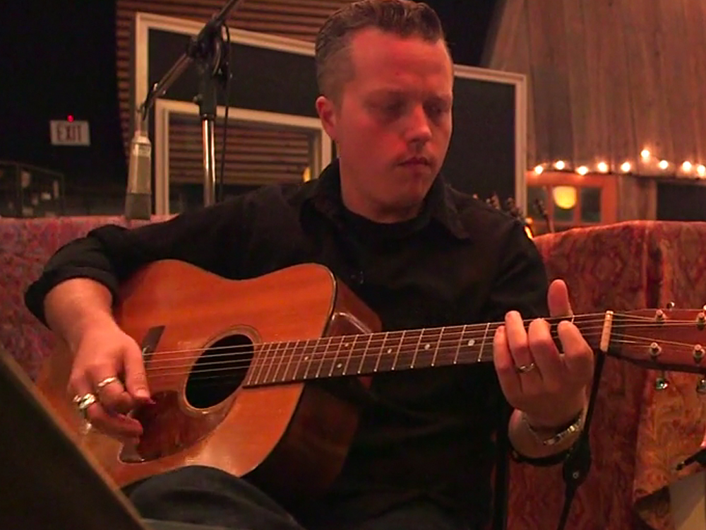 """Jason Isbell Talks About Being a Dad, Touring, New Album and Dealing With Addiction on """"CBS This Morning"""" [Watch]"""
