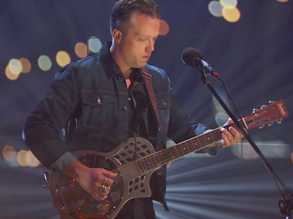 """Watch Jason Isbell Perform Haunting Tune About Love and Mortality on """"The Daily Show"""""""