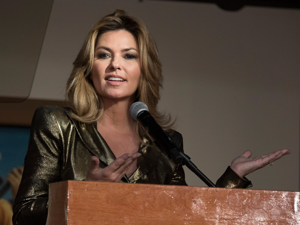 Shania Twain to Star in New Racing Movie Opposite John Travolta and Michael Madsen