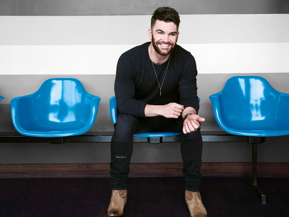 """Dylan Scott Scores First No. 1 Single With Wife-Inspired """"My Girl"""""""