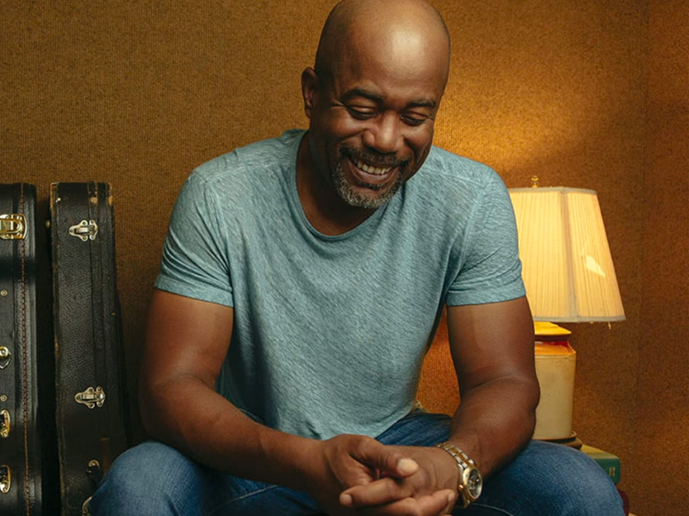 "Be One of the First to Listen to Darius Rucker's New Single, ""The First Time"""