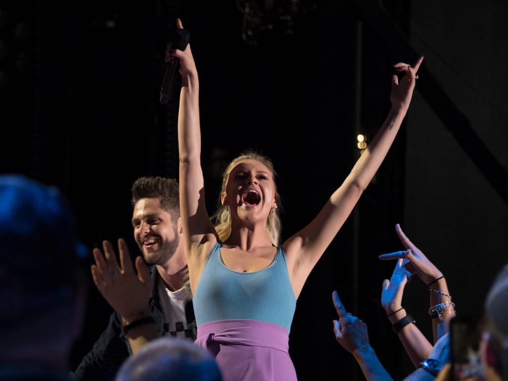 """Thomas Rhett and Kelsea Ballerini Are the """"CMA Fest"""" Co-Hosts With the Most [Watch TV Teaser]"""