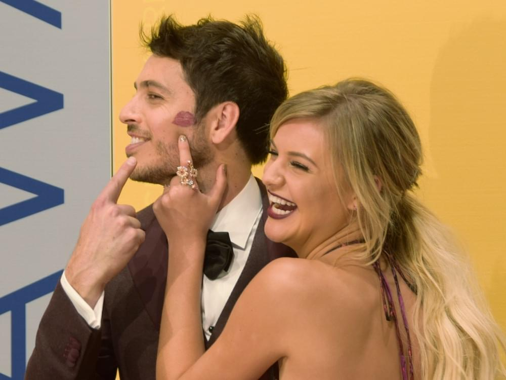 """If Morgan Evans Didn't Write His Hit Song """"Kiss Somebody"""" About Wife Kelsea Ballerini, Then Who?"""