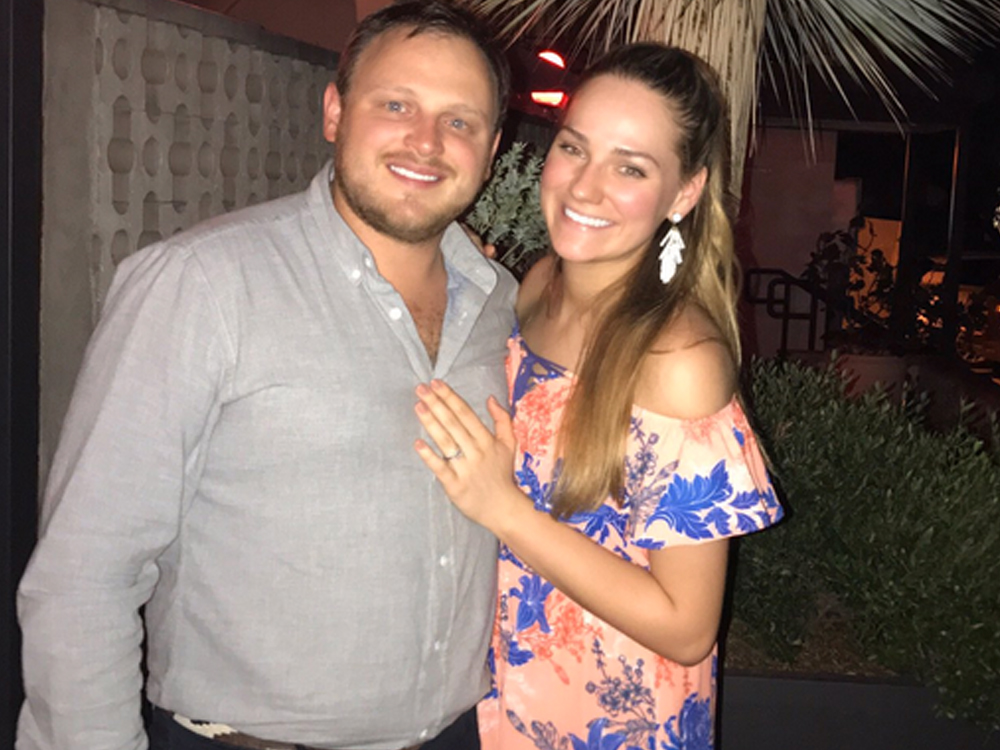 Josh Abbott Gets Engaged to Girlfriend Taylor Parnell