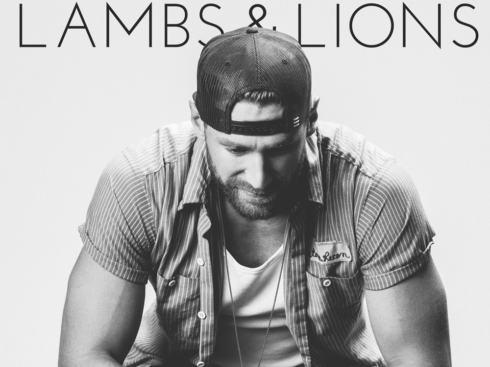 """Chase Rice Announces Sept. 29 Release of New Album, """"Lambs & Lions"""" + Listen to New Single, """"Three Chords & the Truth"""""""