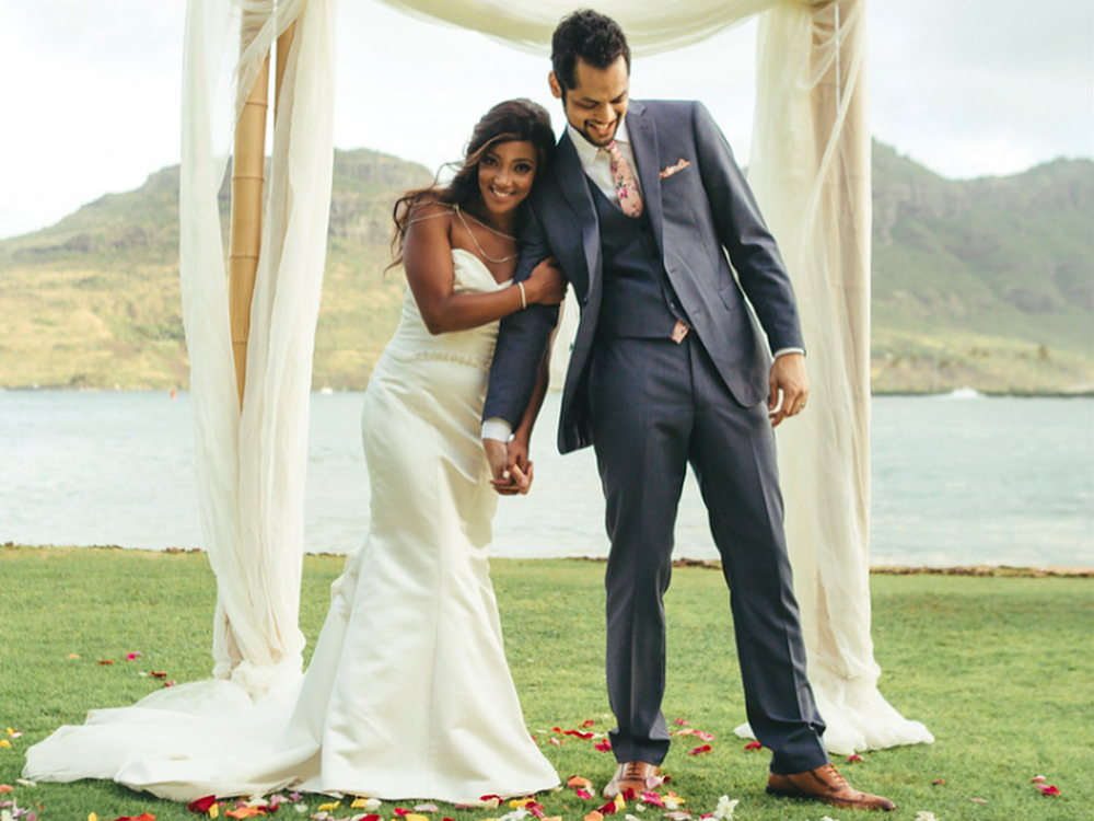 Mickey Guyton Shares Wedding Pics + 5 Things You May Not Know About Her