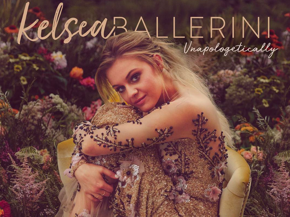 "Listen to the Title Track From Kelsea Ballerini's Upcoming Album, ""Unapologetically"" + Performance on ""Ellen"""