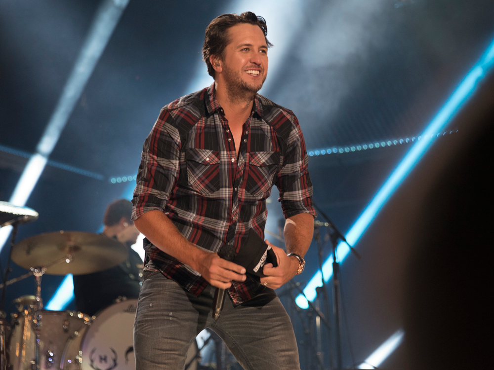 """NCD Exclusive: Luke Bryan Talks About New Single and Upcoming Album: """"I Still Get as Stressed as Ever"""" But """"It's Pretty Special Stuff"""""""