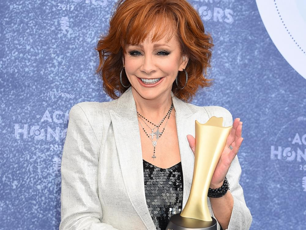 """Reba McEntire Says ACM Entertainer of the Year Award Is Like the """"All-Around Cowboy"""""""