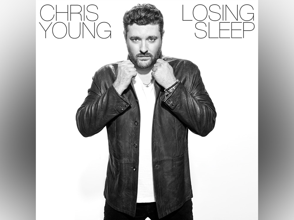"Chris Young Reveals Track Listing & Songwriters for Upcoming Album, ""Losing Sleep"""